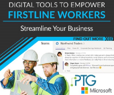 Digital Tools for SMB Firstline Workers