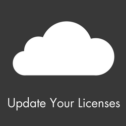 Update Your Cloud Licenses